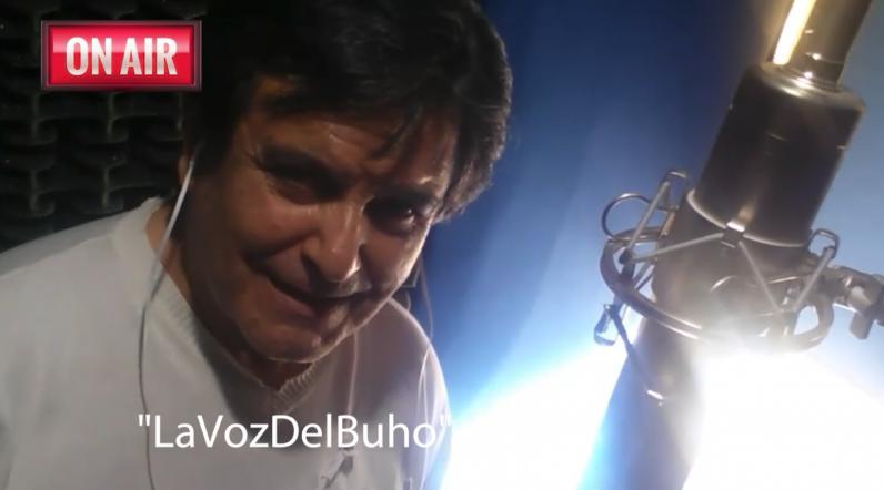 """Regresa """"LaVozDelBuho"""" en www.radiomania.cl Una amena y grata conversación con la conducción de Tecko Aliaga de lunes a viernes desde las 22.00 horas de Chile."""