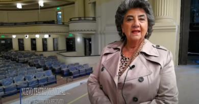 Se rejuvenece y moderniza el Teatro municipal de Viña del Mar.