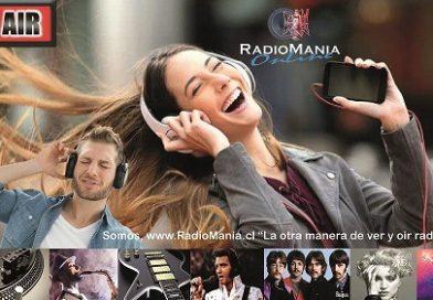 """ViñaFmRadio y RadioMania Chile,  La otra manera de ver y oír radio, se unen en su programación diaria. Somos """"tú radio"""", la radio de los """"Clásicos Recuerdos."""""""